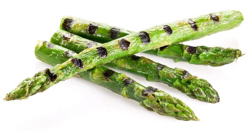 moet je groene asperges koken
