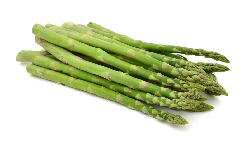 klaarmaken groene asperges